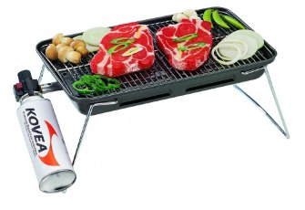 Гриль газовый Kovea Slim gas Barbecue Grill