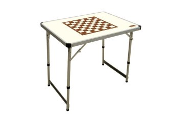 Стол складной Camping World Chess Table Ivory
