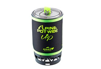 Горелка газовая Kovea Alpine Pot Wide Up KB-0703WU