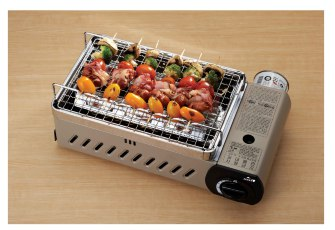 Гриль газовый Kovea Dream Gas BBQ 3-Way KG-0904P
